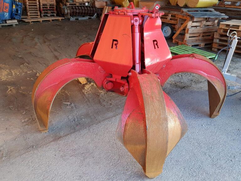 Rozzi RV801A5P skrotgrip