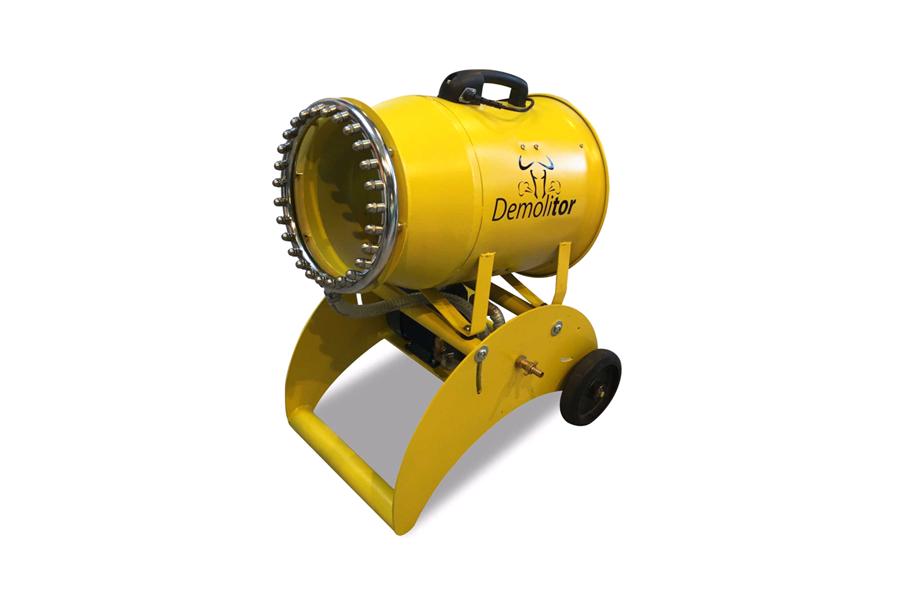 Hydro Boss WLP D10 vattenkanon